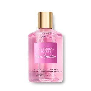 Victoria's Secret Pure Seduction Gel Body Wash